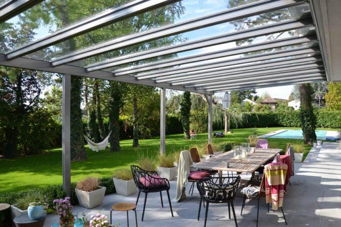 Créateurs d'extérieur - Couvertures de terrasse - Erregi