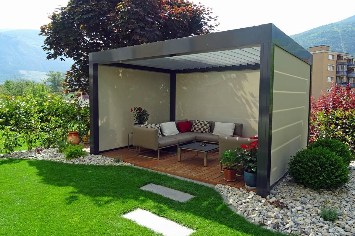 Créateurs d'extérieur - Couvertures de terrasse